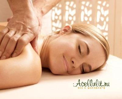 ручной  массаж при беременности