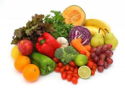 фрукты - овощи