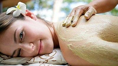 глина на кожу