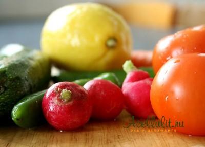 продукты для избавления от «апельсиновой корки»