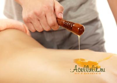 рецепт с медом для обертывания