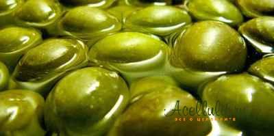 оливки на страже от «апельсиновой корки»