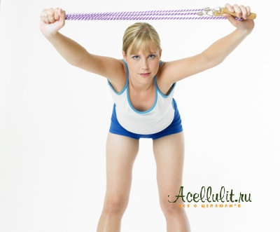 как начать прыгать на скакалке чтобы похудеть