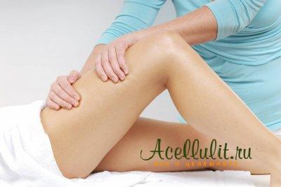 антицеллюлитный массаж