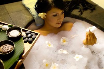 ванны против целлюлита