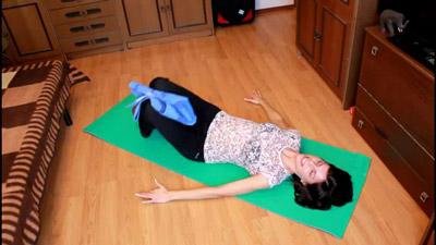 выполняйте несложные упражнения