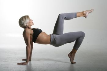 гимнастика против целлюлита
