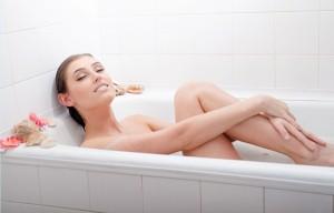 Правильное приготовление содовой ванны
