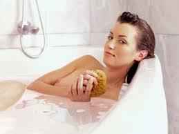 Принимайте ванны правильно