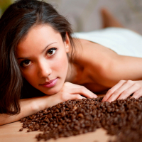 Кофейное обертывание от целлюлита в домашних условиях