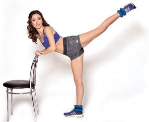 Физические упражнения против целлюлита
