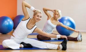 комплекс упражнений от целлюлита