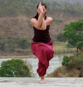 Йога против целлюлита