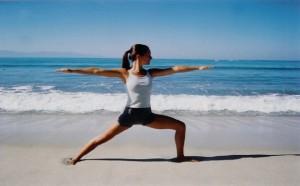 Физические упражнения йогой