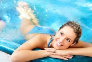 Как проводить акватренировки против целлюлита