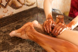 Порядок проведения обертывания с шоколадом